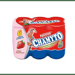 CHAMYTO FRUTILLA NESTLE 6 UN