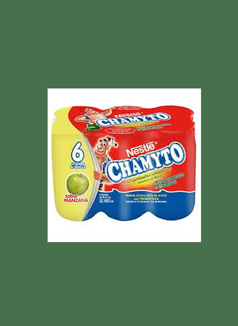 CHAMYTO MANZANA NESTLE 6 UN