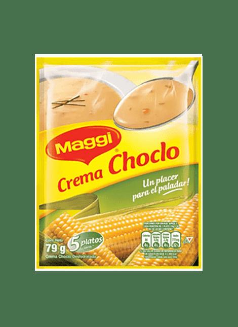 CREMA CHOCLO MAGGI 79 G