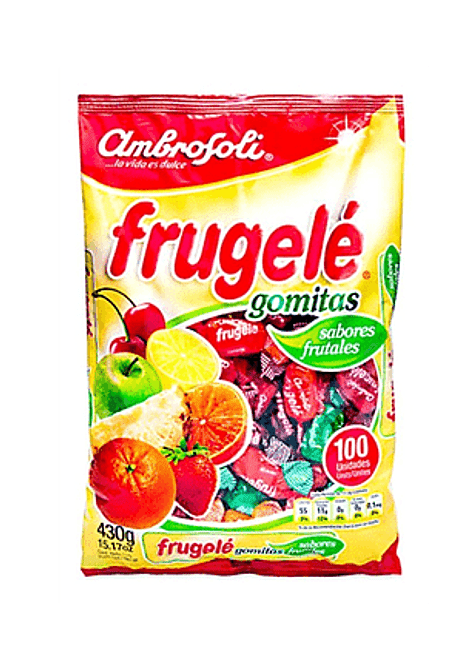 GOMITA FRUGELE AMBROSOLI 430 G