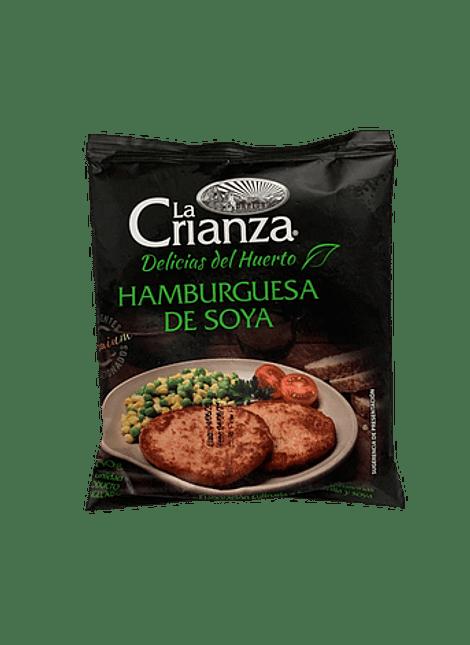 HAMBURGUESA SOYA LA CRIANZA 100 G