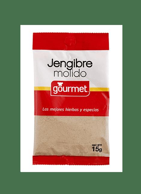 JENGIBRE MOLIDO GOURMET 15 G