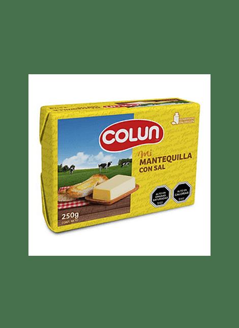 MANTEQUILLA COLUN 250 G