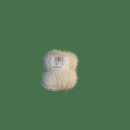 OVILLO ALGODON BEIGE 50 G