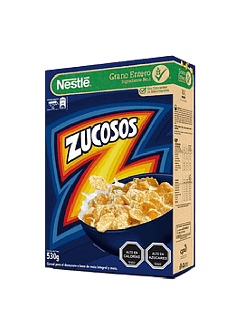 CEREAL ZUCOSOS NESTLE 530 G