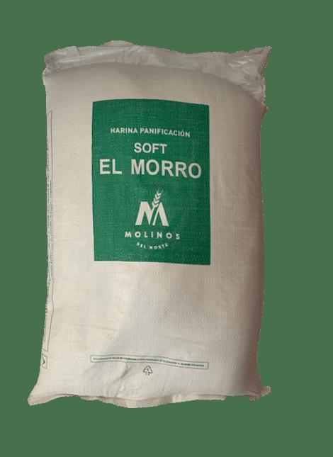 HARINA EL MORRO 25 KG