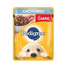ALIMENTO CACHORRO CARNE PEDIGREE 85 G