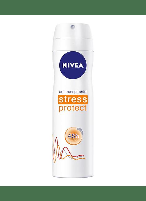 DESODORANTE MUJER NIVEA STRESS PROTECT 150 ML