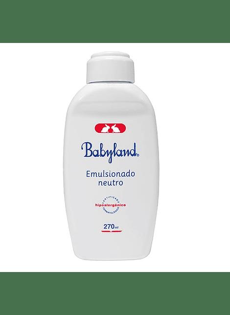 EMULSIONADO BABYLAND NEUTRO 270 ML