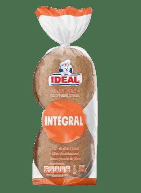 PAN PITA INTEGRAL IDEAL 344 G