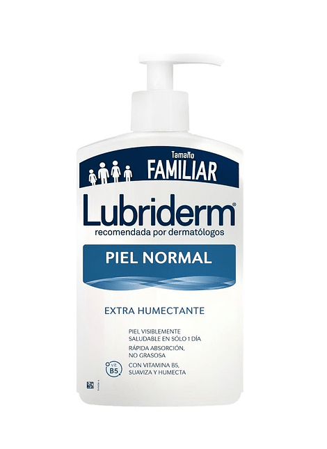 CREMA LUBRIDEM PIEL NORMAL 750 ML