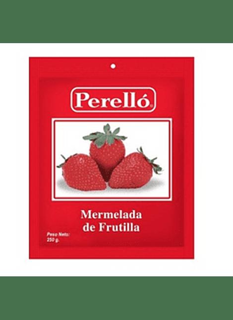 MERMELADA FRUTILLA PERELLO 250 G