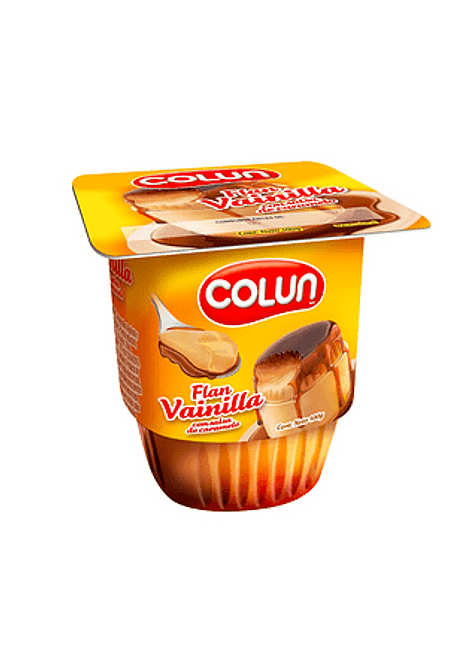 FLAN VAINILLA COLUN 100 G