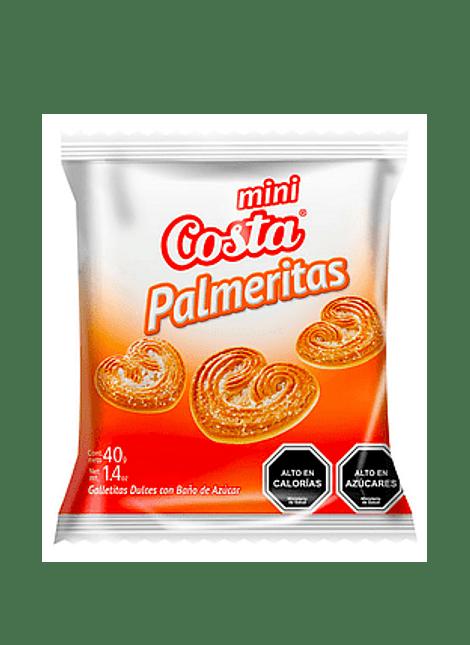 GALLETA MINI PALMERITA COSTA 40 G