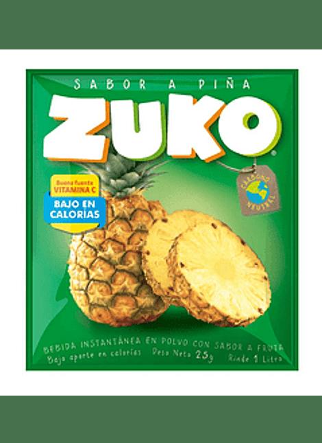 JUGO ZUKO PIÑA 25 G