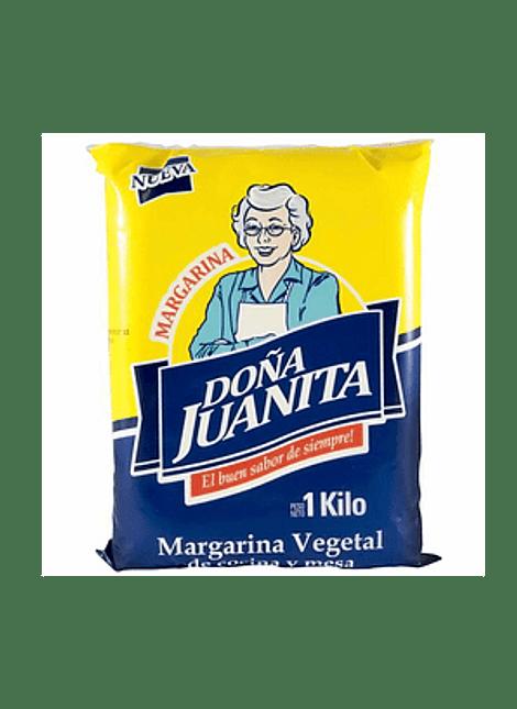 MARGARINA DOÑA JUANITA 1 KG