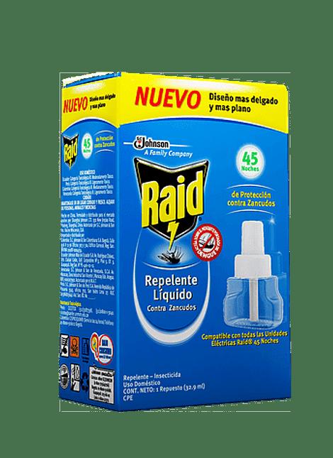 RAID LIQUIDO ELECTRICO REPUESTO