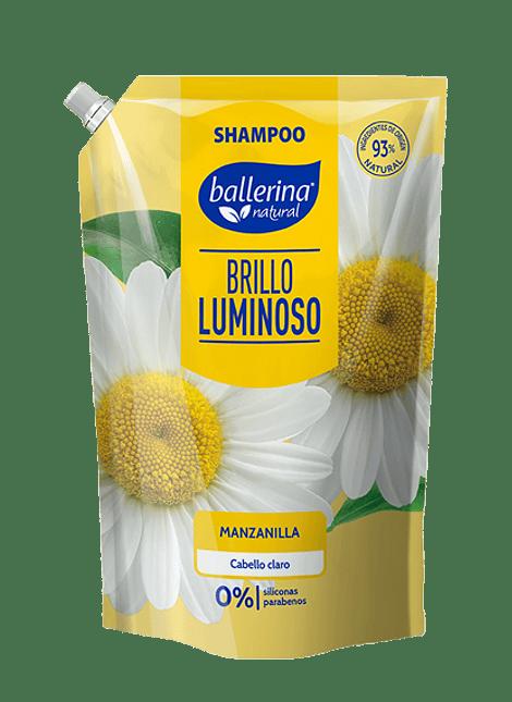 SHAMPOO BALLERINA MANZANILLA 900 ML