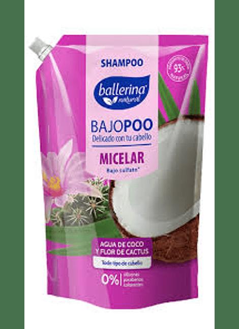 SHAMPOO BALLERINA MICELAR 900 ML