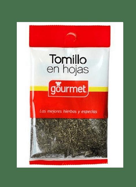 TOMILLO EN HOJAS GOURMET 7 G