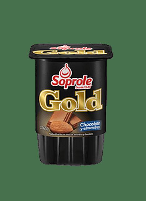 YOGHURT GOLD CHOCOLATE SOPROLE 165 G