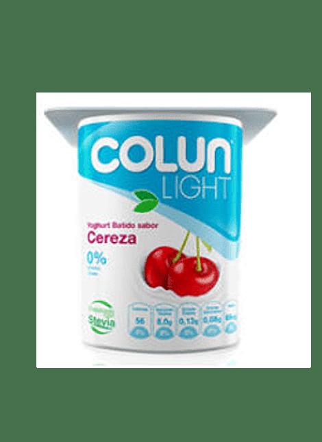 YOGHURT LIGHT CEREZA COLUN 125 G