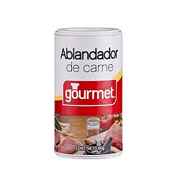 ABLANDADOR DE CARNE GOURMET 60 G