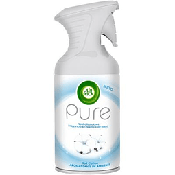AMBIENTAL NEUTRALIZA OLORES SOFT COTTON AIR WICK 250 ML