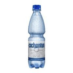 AGUA MINERAL CACHANTUN CON GAS 500 CC