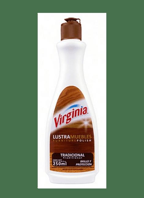LUSTRA MUEBLES TRADICIONAL VIRGINIA 250 ML