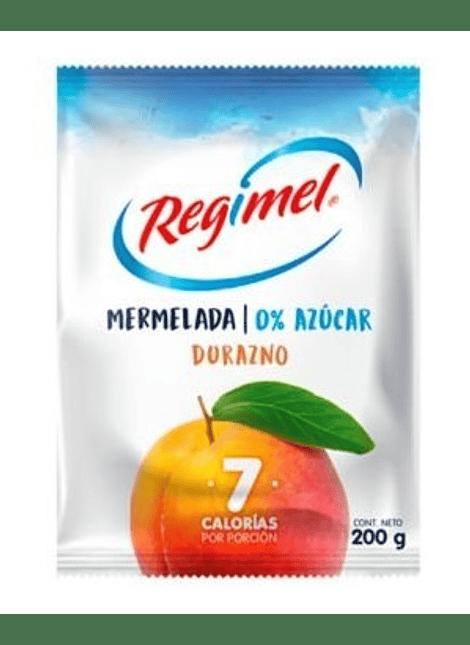 MERMELADA DURAZNO SIN AZUCAR REGIMEL 200 G