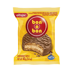 ALFAJOR BON O BON ARCOR 40 G