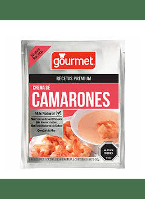 CREMA PREMIUM CAMARONES GOURMET 50 G