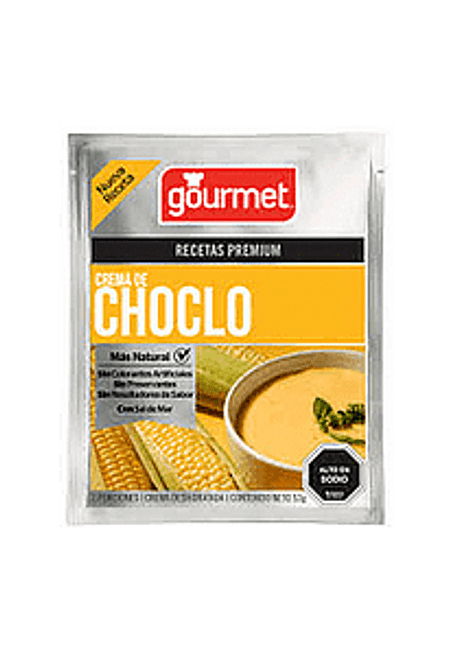 CREMA PREMIUM CHOCLO GOURMET 53 G