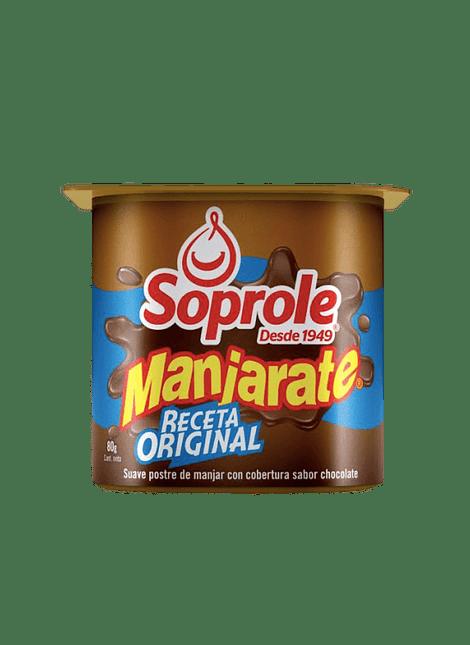 MANJARATE ORIGINAL SOPROLE 80 G