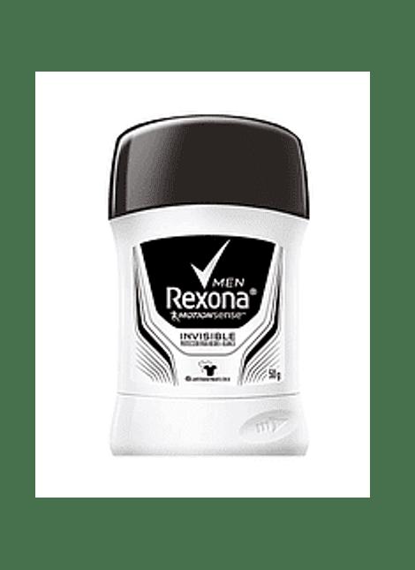 DESODORANTE HOMBRE REXONA INVISIBLE 50 G