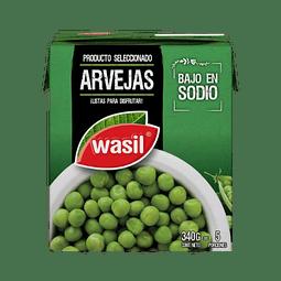 ARVEJAS WASIL 340 G