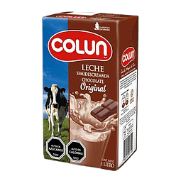 LECHE CHOCOLATE COLUN 1 LT