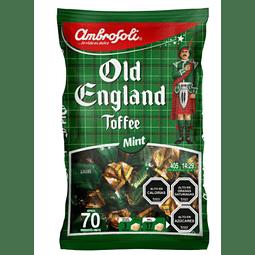 BOLSA CALUGAS OLD ENGLAND TOFFEE MENTA AMBROSOLI 405 G