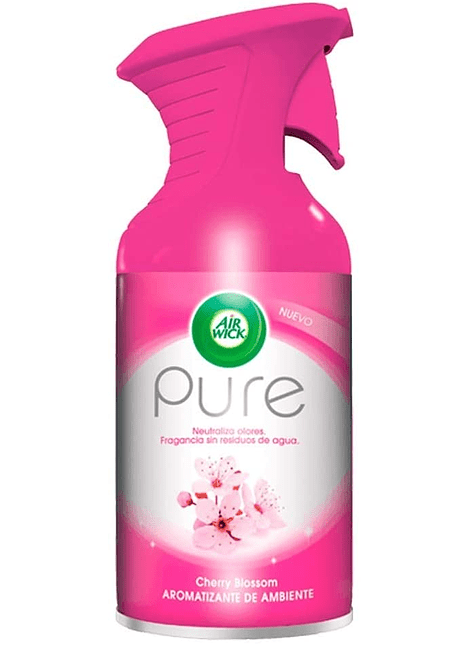 AMBIENTAL NEUTRALIZA OLORES CHERRY BLOSSOM AIR WICK 250 ML