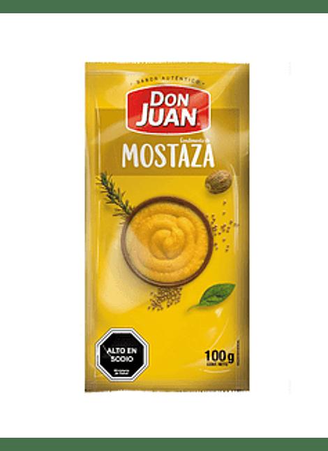 MOSTAZA DON JUAN 100 G