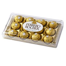 BOMBONES DE CHOCOLATE FERRERO ROCHER 150 G