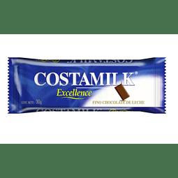 CHOCOLATE COSTAMILK EXCELLENCE COSTA 30 G