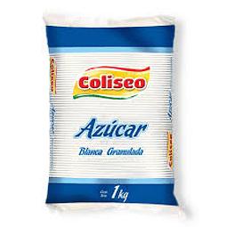 AZUCAR COLISEO 1 KG