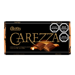 CHOCOLATE CAREZZA COSTA 160 G