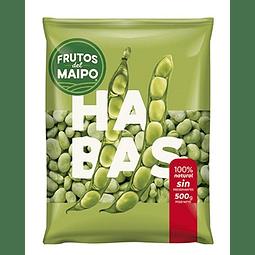 HABAS FRUTOS DEL MAIPO 500 G