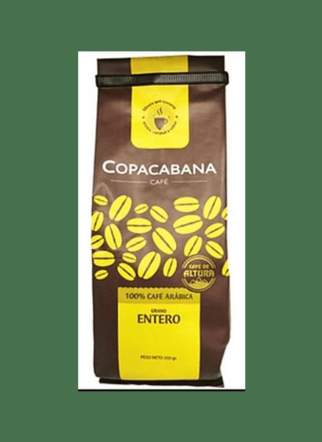 CAFE COPACABANA GRANO ENTERO 500 G