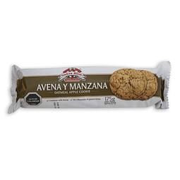 GALLETA NUTRA BIEN AVENA Y MANZANA 175 G