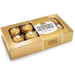 BOMBONES DE CHOCOLATE FERRERO ROCHER 100 G