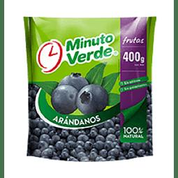 ARANDANOS CONGELADOS MINUTO VERDE 400 G